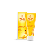 Weleda Baby Calendula Moisturising Body Cream 75ml