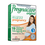 Vitabiotics Pregnacare Original 30 Tablets