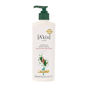 A'kin Sandalwood Body Wash 500ml