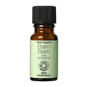 Balm Balm 100% Organic Pure Essential Oil - Atlas Cedarwood 10ml