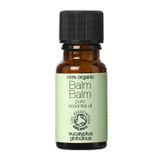 Balm Balm 100% Organic Pure Essential Oil - Eucalyptus Globulous 10ml