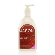 JASON Antioxidant Cranberry Pure Natural Hand Soap 473ml