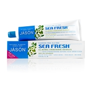 JASON Sea Fresh Strengthening All Natural Toothpaste 170g