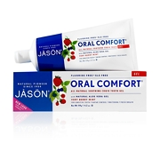 JASON Oral Comfort Soothing All Natural Tooth Gel 125g