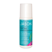 JASON Purifying Tea Tree Pure Natural Deodorant Roll-On 89ml