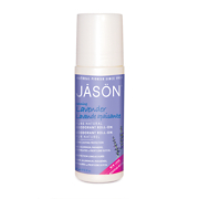 JASON Calming Lavender Pure Natural Deodorant Roll-On 89ml