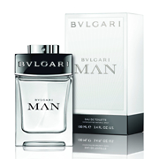 Bulgari Man Eau De Toilette Spray 100ml