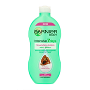 Garnier Intensive 7 Days Nourishing Lotion with Softening Cocoa Butter - Dry, Rough Skin 400ml