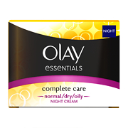 Olay Complete Care Night Cream - Normal/Dry/Oily 50ml
