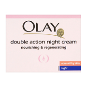 Olay Classic Care Double Action Essential Moisture Night Cream - Normal/Dry 50ml
