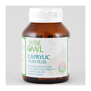 Wise Owl Caprylic Formula 60 Tablets