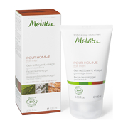 Melvita for Men Facial Cleansing Gel 100ml
