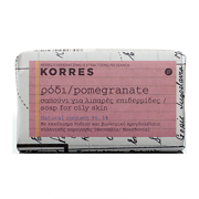 Korres Pomegranate Soap for Oily Skin 125g