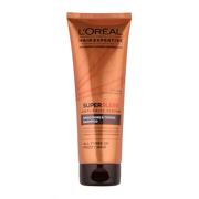 L'Oréal Paris Hair Expertise SuperSleek Anti-Frizz System Smoothing & Taming Shampoo 250ml