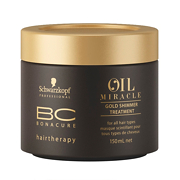 Schwarzkopf Professional BC Bonacure Oil Miracle Gold Shimmer Treatment 150ml