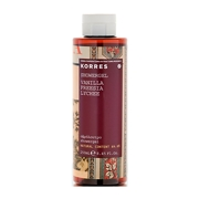 Korres Vanilla, Freesia and Lychee Showergel 250ml