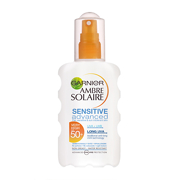 Garnier Ambre Solaire Spray Sensitive SPF50+ 200ml