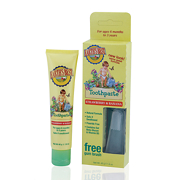 JASON Earth's Best Strawberry & Banana Toothpaste 45g