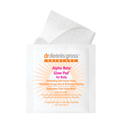 Dr. Dennis Gross Skincare Alpha Beta Glow Pad For Body 8 Applications