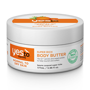 Yes To Carrots Super Rich Body Butter 177ml