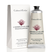 Crabtree & Evelyn Caribbean Island Wild Flowers Hand Therapy 100g