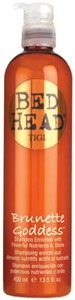 TIGI Bed Head Brunette Goddess Shampoo 400ml