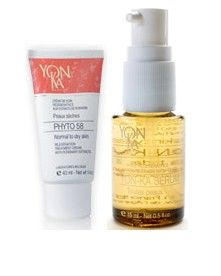 Yon Ka Serum and Phyto 58 Discovery Pack Normal to Dry Skin